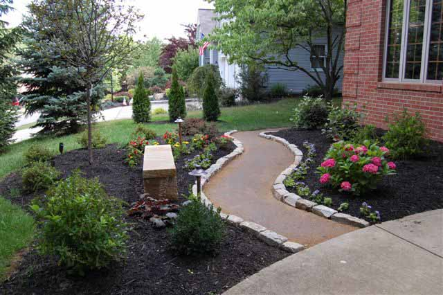 Increase the value of your property with professional for Professional landscaping